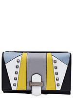Модный кожаный кошелек женский итальянский Z6221-2582