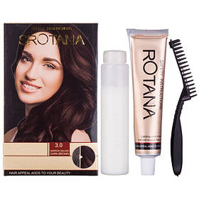 Краска для волос Rotana 3.0 dark brown