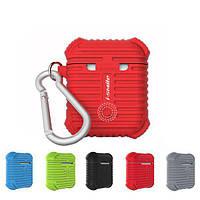 Чехол кейс для наушников Airpods Silicone Protective Case i-smile, фото 1