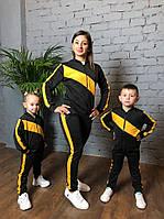 Женский спортивный костюм парная одежда