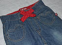 Джинсы на хлопковой подкладке для девочки (Quadrifoglio, Польша), фото 2