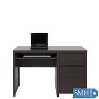 KASPIAN дуб венге BIU1D1S/120 стол письменный BRW