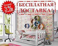 👪Деревянная кровать Холли 80х190 см ТМ Mr.Mebl