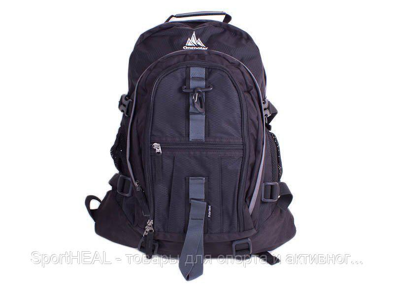 7cdb37f58325 Рюкзак спортивный Onepolar Мужской рюкзак ONEPOLAR (ВАНПОЛАР) W1955-black