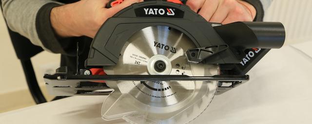 Дисковая пила Yato YT-82810