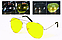 Антибликовые очки капли HD Vision очки авиаторы от солнца, фото 2