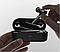 Наушники беспроводные Jablue JS18 сенсорные черные, фото 4