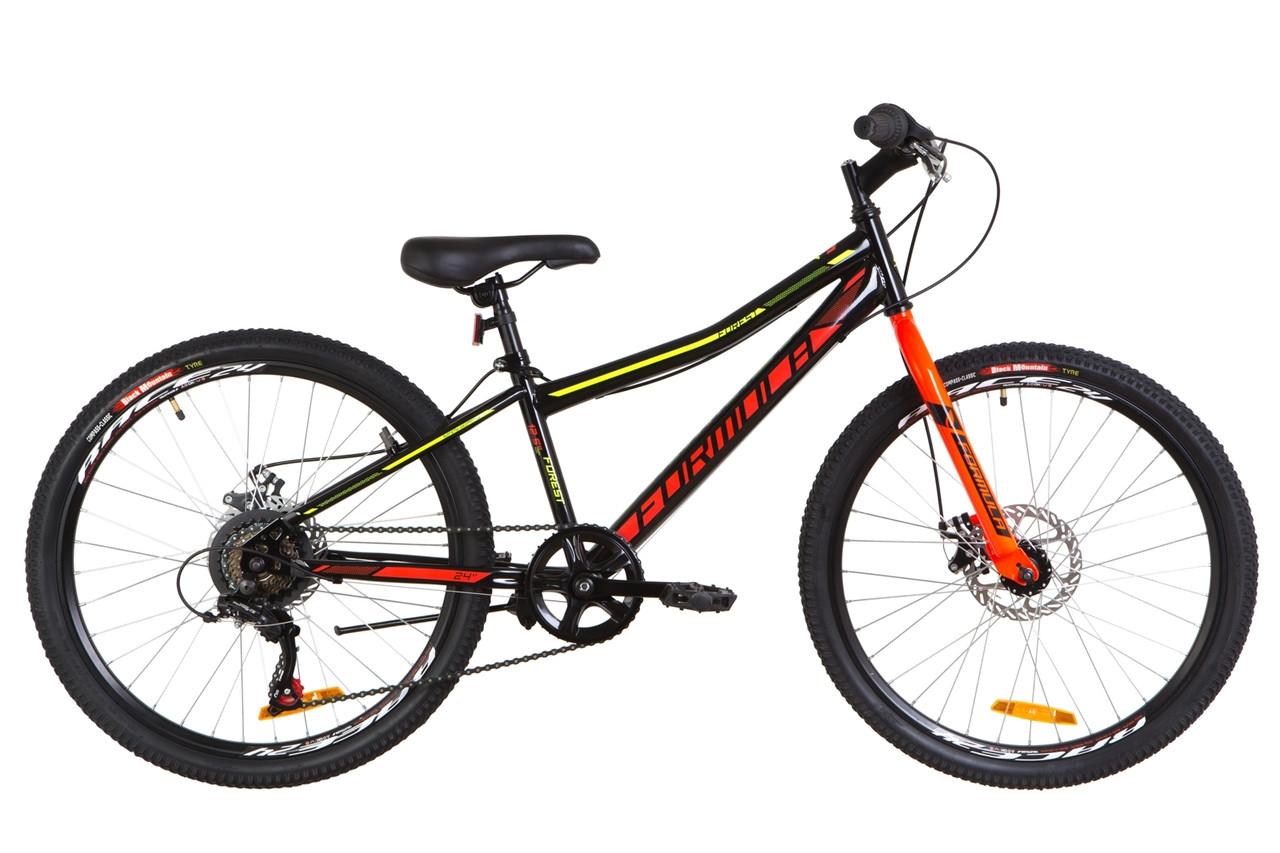 """Велосипед 24"""" FORMULA FOREST RIGID DD 2019"""