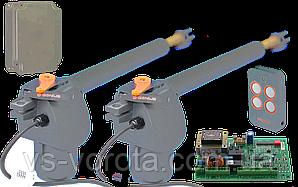 FAAC GENIUS G-BAT 400 MINI - Автоматика для распашных ворот,створка до 4 м
