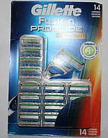 Gillette Fusion Proglide Power упаковка 14 штук оригинал
