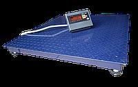 Весы платформенные Зевс стандарт ВПЕ-500-4(H1215)