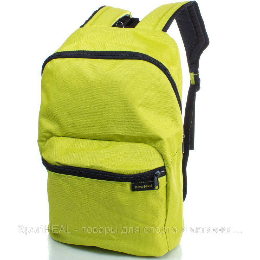 7c0f6c8d4604 Рюкзак городской Newfeel Городской рюкзак NEWFEEL (НЬЮФИЛ) ARP002-3 ...