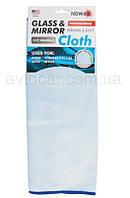 Профессиональная тряпка с микрофибры Nowax Glass & Mirror Cloth, 40*30cm