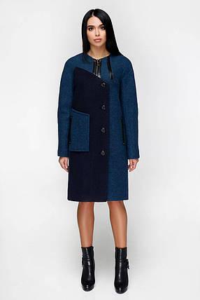 Женское демисезонное пальто В-1154 Cost Тон 108, фото 2