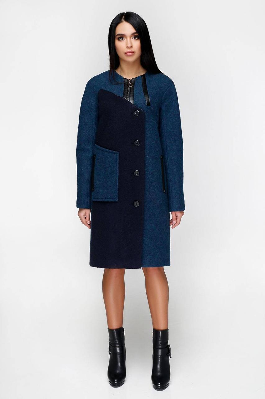 Женское демисезонное пальто В-1154 Cost Тон 108