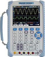 Hantek DSO-8060 – 2-х канальный портативный цифровой осциллограф 60МГц