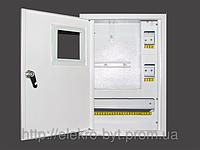 Шкаф учета электронный ЩУР 1ф-10+узо Встроеный (Nova)