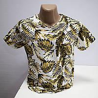 Мужская футболка хлопок пр-во Турция L5417