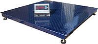 Весы платформенные Зевс премиум ВПЕ-1000-4(H1212)