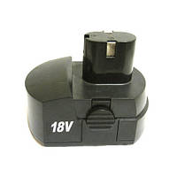 Аккумуляторная батарея для шуруповертов на 18V (каблук)