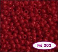 Чешский бисер Preciosa -203-93190, натуральный