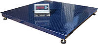 Весы платформенные Зевс премиум ВПЕ-5000-4(H1520)