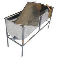Стол для распечатывания сот (FB плоский корзину) — 1,5 метра