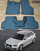 Коврики на Audi A3 '12-. Автоковрики EVA, фото 1