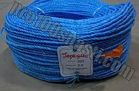 """Полипропиленовая веревка """"Геркулес""""  диаметр 3 мм."""