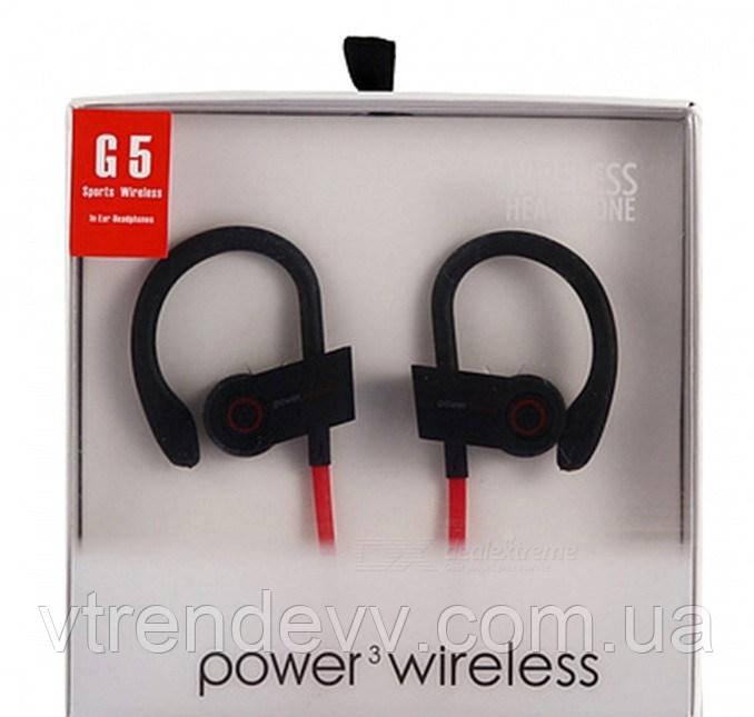 Наушники беспроводные G5 Power Wireless Beats