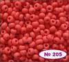 Чешский бисер Preciosa -205-07331, натуральный