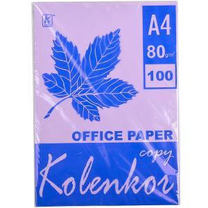 Бумага для ксерокса, А4 100 листов 80 г/м² насыщенная TARO                274, фото 2