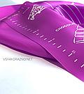 Силиконовый коврик для выпечки антипригарный, большой 62*42 (сиреневый), фото 2