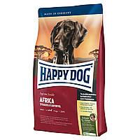 Happy Dog Supreme Africa - сухой корм для взрослых собак (страус с картофелем) 4 кг