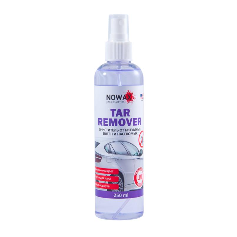 Очиститель от битумных пятен и насекомых NOWAX Tar Remover (NX25239) 250 мл