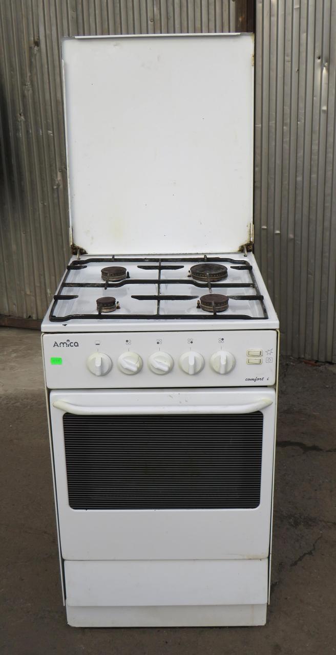 Кухонная Плита Газовая Amica (Код:1747) Состояние: Б/У
