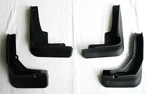 Mercedes Benz GLC с порогами брызговики колесных арок ASP передние и задние