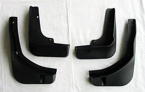 Chery Tiggo 5 2016+ брызговики колесных арок ASP передние и задние полиуретановые
