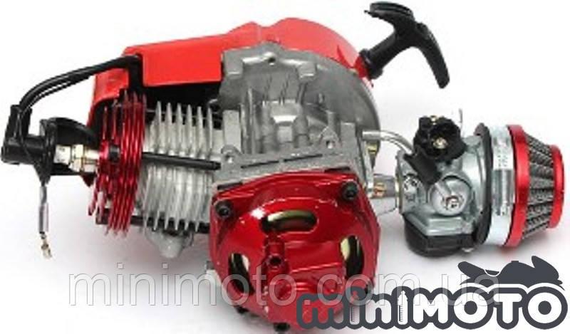 """Двигатель минимото """"TUNING"""" 65сс  на детский квадроцикл и мотоцикл"""