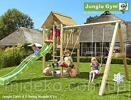 Детская площадка Джангл Джим Cabin Swing