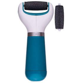 Электрическая роликовая пилка для ног cordless electric callus remover usb