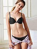 Бюстик  Victoria's Secret чёрный, фото 2