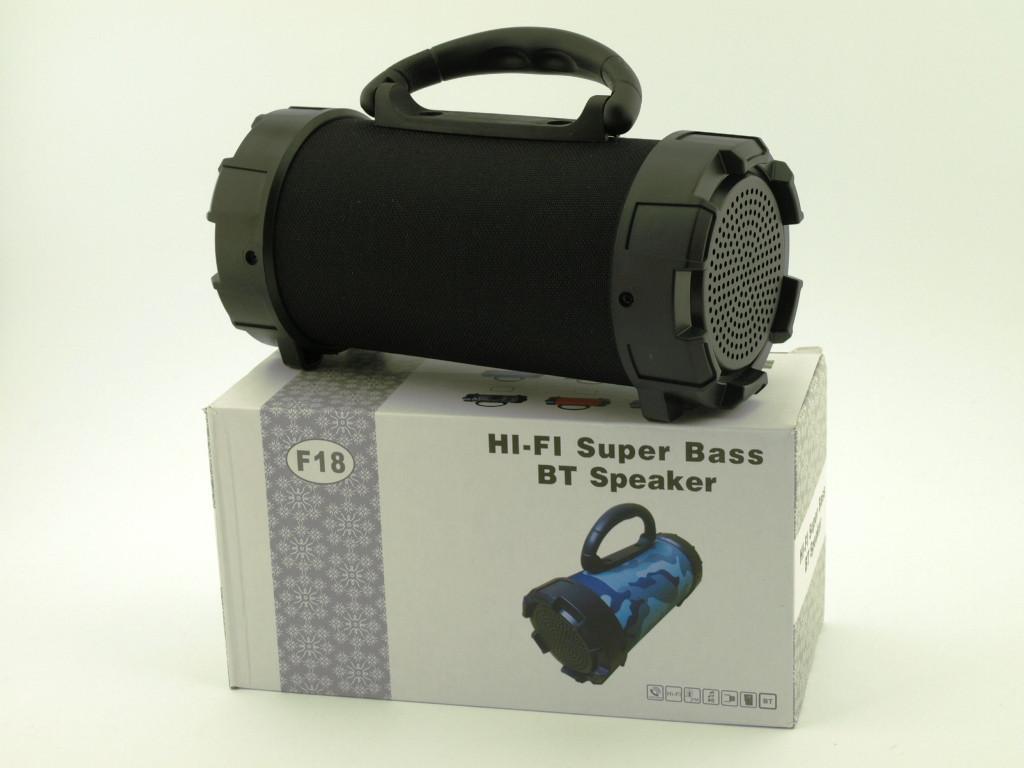 Портативная Моб.Колонка SPS F18 с функцией Bluetooth