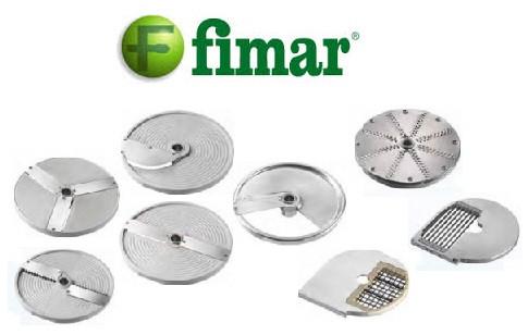 Диски для овощерезок Fimar