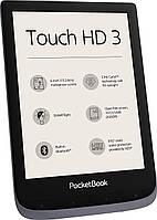 Электронная книга PocketBook 632 Touch HD 3 Grey
