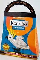 """Комильфо Danko Toys бисерный набор для детей """"Какаду"""""""