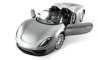 Машинка на радиоуправлении 1к14 Meizhi лицензированный Porsche 918. серый - 139597