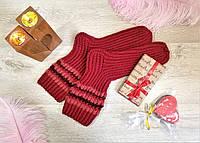 """Подарочный набор с тёплыми носочками """"Дарю тепло"""""""