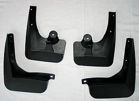 BMW 5 серии F10 брызговики колесных арок GT передние и задние полиуретановые
