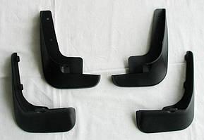 Nissan NV200 брызговики GT колесных арок передние и задние полиуретановые